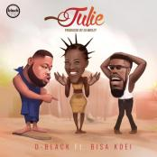 D-BLACK FT. BISA KDEI - Julie