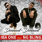 IBA ONE FEAT NG BLING - Donnant Donnant