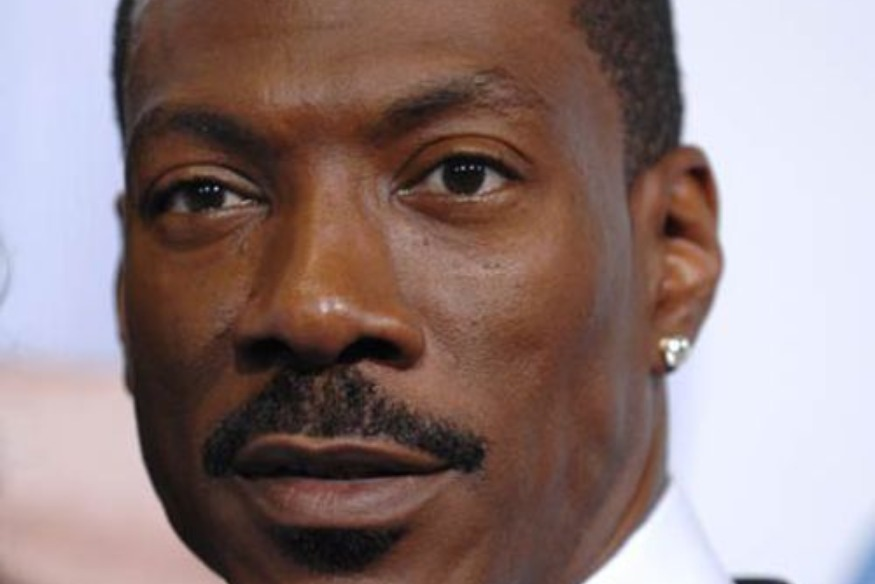 EDDY MURPHY ATTEND SON 10 ÈME ENFANT