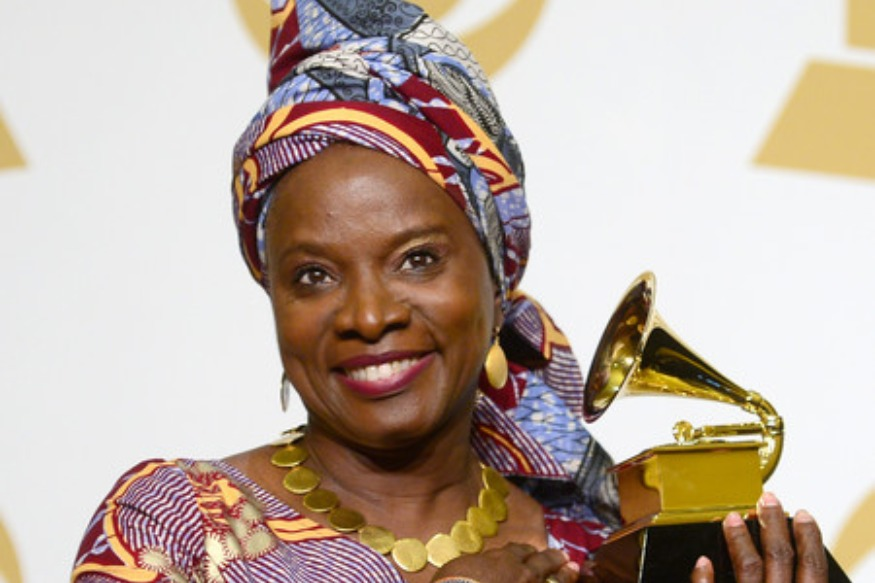 ANGELIQUE KIDJO REMPORTE SON 5ÈME GRAMMY AWARDS